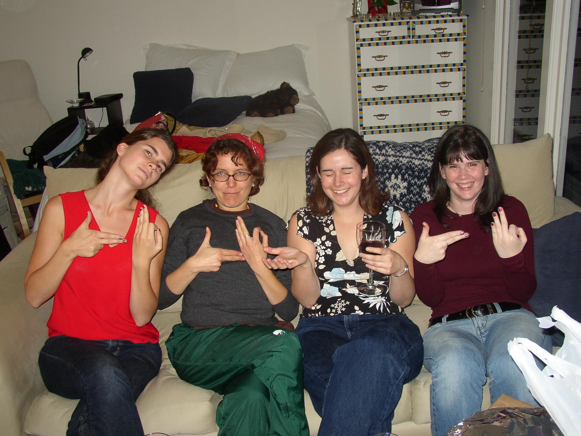 Hb In Sign Language Happy Birthday