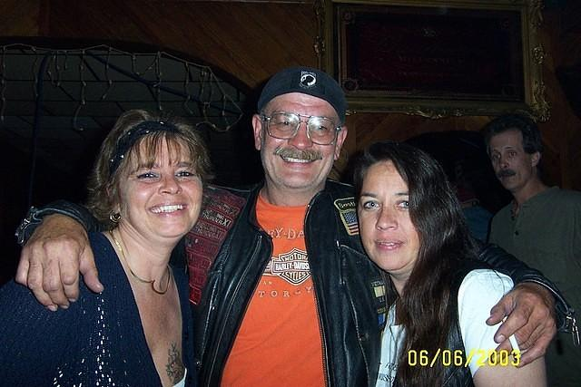 Bonnie, Carl and Pam