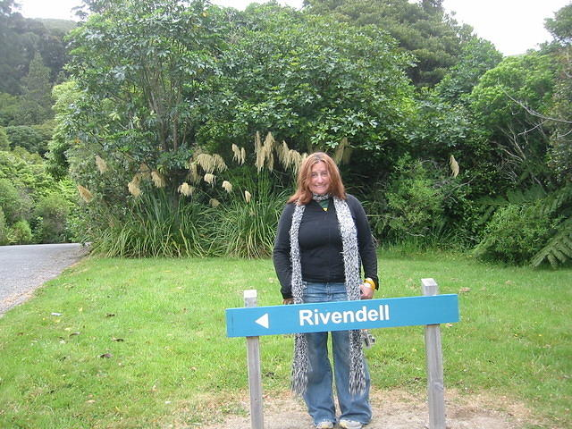 Michele at Rivendell