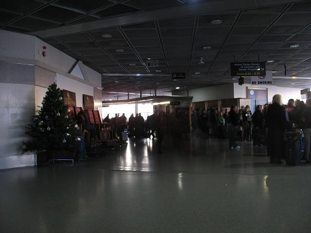 Power outage at Dublin Airport