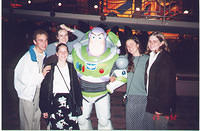 Buzz and the Gang