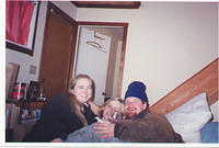 New Years 2000 at the Cabin