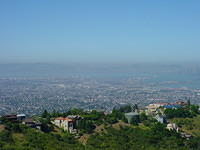 East Bay as seen from the Berkeley hills