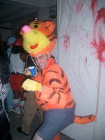 Tigger on the Loose