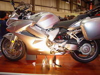 International Motorcycle Show 2004