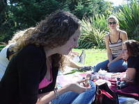 Kati Voluntine Birthday in Golden Gate Park 120148