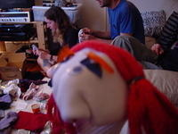 Kristens 25th Sock Puppet Party 165620