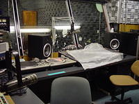 KDVS Production Studio