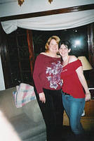 Karen and Nuala