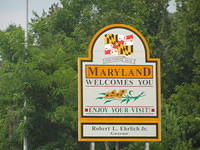 Maryland and Delaware