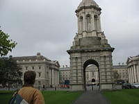 Trinity College and Jellybean