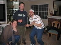 New Year's 2006: From P.Hill to Vegas