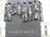 Women of WWII Monument